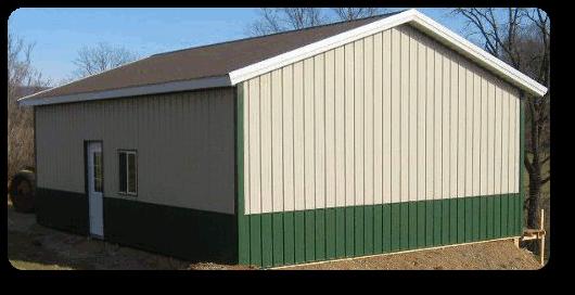 30x40 Pole Barn Kit Prices