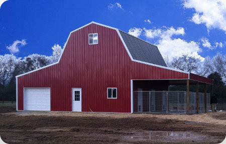Optikits optimized pole barns nationwide pole barn for Garage building software