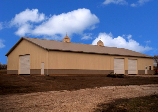 Artfully crafted pole barns joy studio design gallery for Pole building pricing