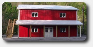 Affordable pole barn homes pole buildings proven better for Affordable barn homes