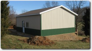 Garage kits pole buildings proven better for 24 x 32 pole barn plans