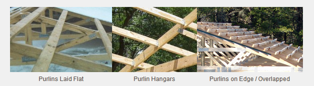 pole barn purlin installation methods