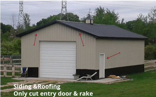 Awesome pole barn kits pole buildings proven better for Barn kits prices